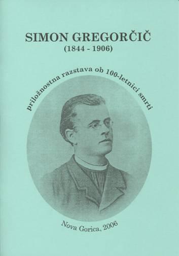 Simon Gregorčič (1844-1906)