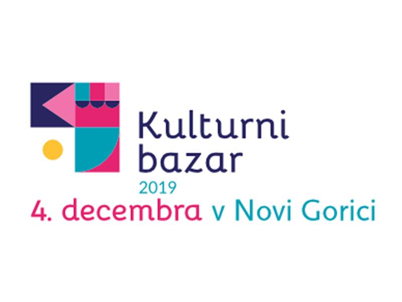 Kulturni bazar 2019 v Novi Gorici
